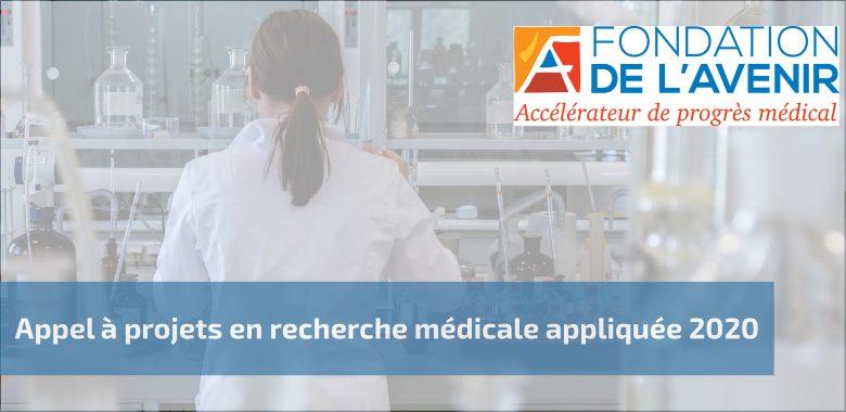 Visuel-site-Appel-à-projet-recherche-medicale-appliquee-2020-780x380